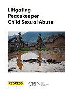 Litigating peacekeeper child sexual abuse