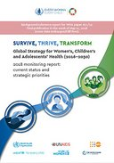 Survive, Thrive, Transform - Global Strategy for Women's, Children's and Adolescents' Health (2016–2030)