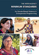 The Inter-Agency Minimum Standards for Gender-Based Violence in Emergencies Programming