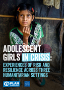 Adolescent Girls in Crisis: Experiences of Risk and Resilience