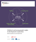 Children's and young people's rights in development cooperation