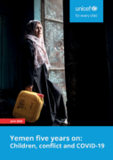 Yemen 5 years on: Children, Conflict and COVID-19