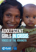 Adolescent Girls in Crisis: Voices of the Rohingya
