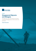 Disappeared Migrants and Refugees